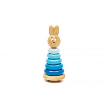 Пирамидка «Зайчонок»