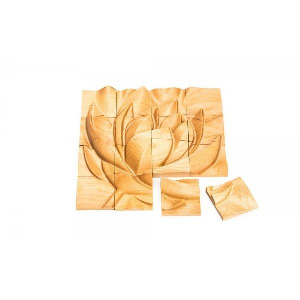 Объемные пазлы «Цветы» - Лотос