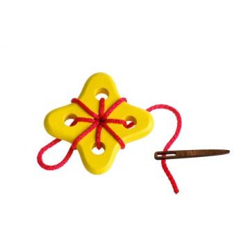 Шнуровка «Цветок 3»