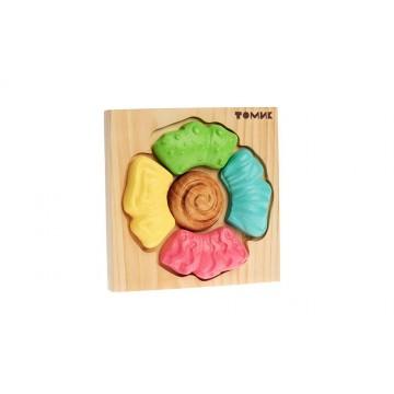 Пазл-картинка «Цветок»