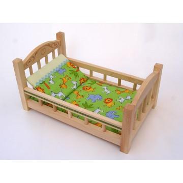 Кукольная кроватка маленькая (К1)
