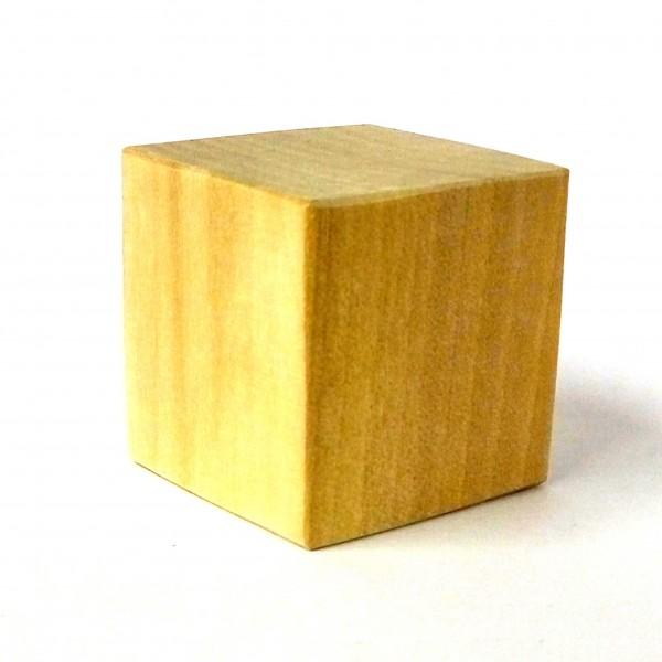 Деревянные кубики (3 см)