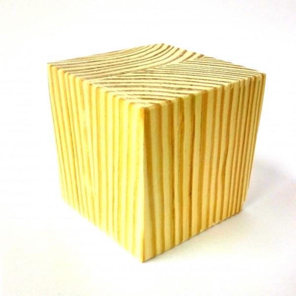 Деревянные кубики (6 см)