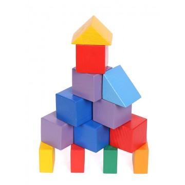Конструктор геометрический «Построй свой город» 13