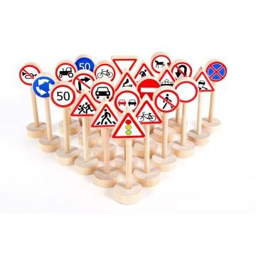 Набор дорожных знаков (№1)