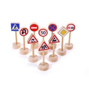 Набор дорожных знаков (№2)