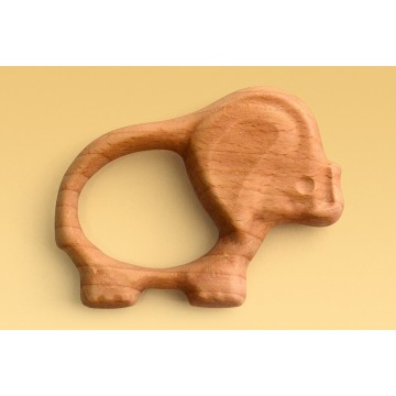 Погремушка-Грызунок «Слонёнок»