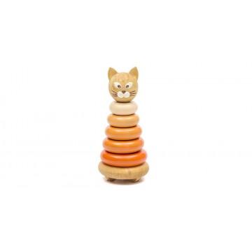 Пирамидка «Котенок»