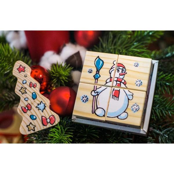 Подарок №1 Кубики