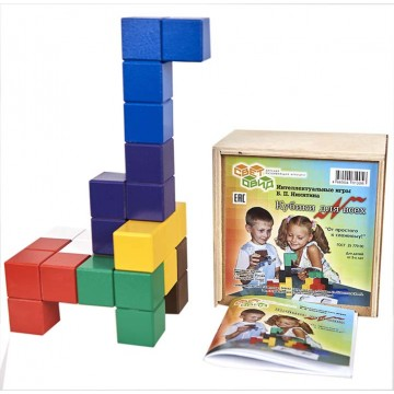 Кубики «Кубики для всех»