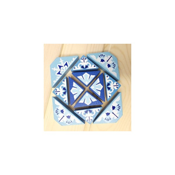 Калейдоскоп «Снежинки»