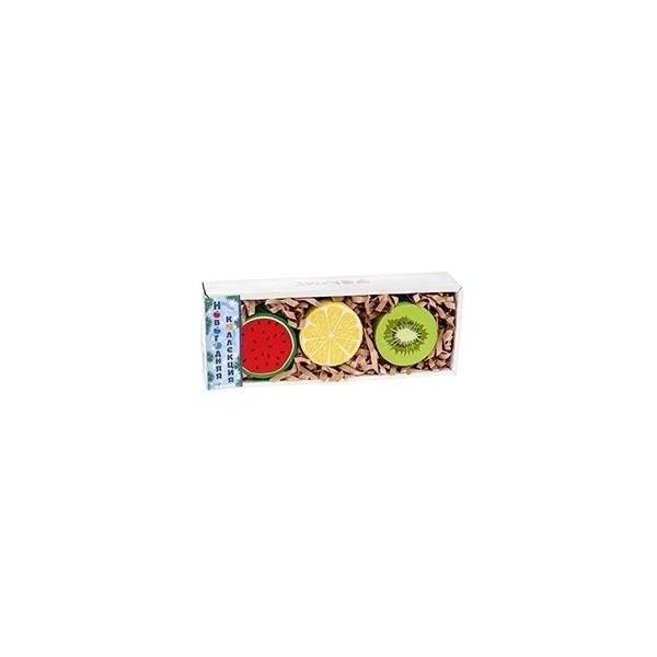 Набор ёлочных украшений «Фрукты»